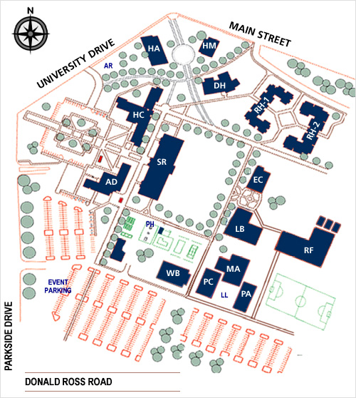 Fau Jupiter Campus Map MAA FL Section XXXIX Joint Conferences